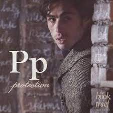 no no no make the words yours if your eyes could speak what the protection that the hubbermann s give to liesel and max is what binds them together the book thiefbook