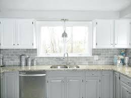 light grey subway tile backsplash top essential white kitchen tile ideas wall tiles light grey glass