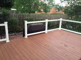 wolf composite decking. Modren Wolf Wolf PVC Decking In Teakwood With Composite B
