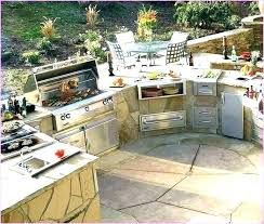 outdoor grilling area built in grill architecture kitchen station ideas with padded rattan diy plans are outdoor grill ideas station plans
