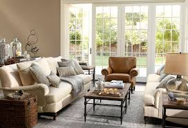 Pottery Barn For Living Room And Living Rooms Ideas With A Vintage Touch From Pottery Barn