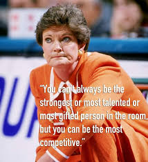 Pat Summitt Quotes Best Pat Summitt Quotes Inspirational Words By UT Head Coach Heavy