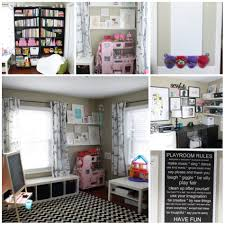 playroom office ideas. Awesome Office Decor Amazing Playroom Shared And Combo Ideas