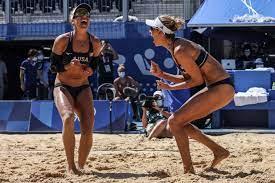 Olympics: April Ross, Alix Klineman ...