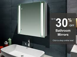 Fanciful Light Up Bathroom Mirrors Bright And Modern For Home