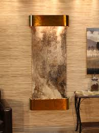 view our wall hanging wall water fountains