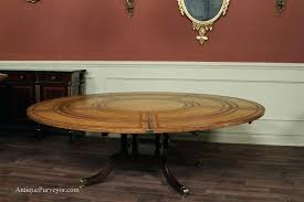 large round dining table minimalist dining room smith leather top large round dining table with leaves
