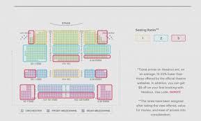 David Copperfield Tickets Seating Chart David Copperfield Mgm Seating Chart Best Picture Of Chart