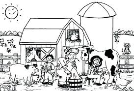 Coloring Pages Farm Precious Moments Animals Coloring Pages Precious