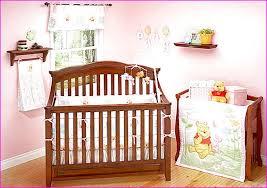 classic winnie the pooh crib bedding set