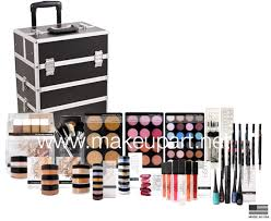 packed with a variety of makeup artistry tools this professional makeup kit will provide you with all the makeup you need to create stunning looks on a