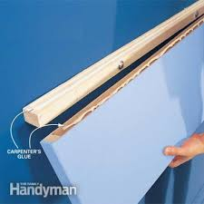 how to hang floating shelves without brackets how to build floating shelves the family handyman wall