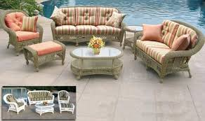 medium size of outdoor wicker sectional replacement cushions lane target pool chair home design patio delightful