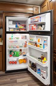 Refrigerator Options 2017 Roamer Standards And Options By Highland Ridge Rv