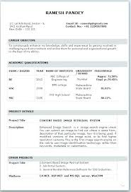 Resume Format Word Document Resume Format For Word Image Result For