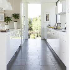 fetching pictures of galley kitchen layout design and decoration fascinating modern white galley kitchen layout