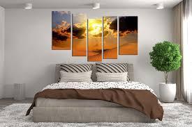 5 piece canvas art prints bedroom wall art landscape group canvas desert canvas on large wall art for bedroom with 5 piece artwork landscape canvas photography desert multi panel