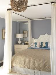 Canopy Bed Crown Molding Canopy Bed Ideas Hgtv