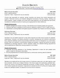 Clinical Data Specialist Sample Resume Template In Microsoft Word
