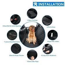 car seats seat covers for pets in cars dog cover hammock whole waterproof pet barrier