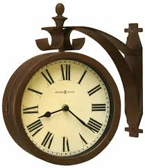 charming ideas hanging wall clock layout design minimalist clocks antique double sided two india
