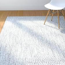 rugs gray indoor outdoor area rug wayfair 8x10
