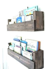 wall hanging bookcase wall mount book shelf wall mounted book shelving floating book bookshelf hanging wall