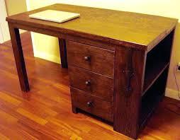 60 x 30 desk white small dark walnut writing with protector