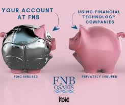 fdic insurance keeps your money safe and secure first national bank of osakis
