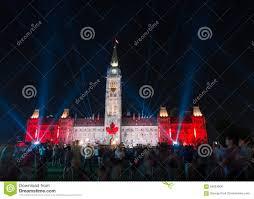 Lighting Stores Ottawa Ontario Northern Lights Light Show Ottawa Ontario Canada Editorial