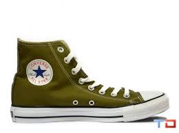 converse shoes green. converse all star high tops seasonal olive green limited edition | t.d footwear shoes r