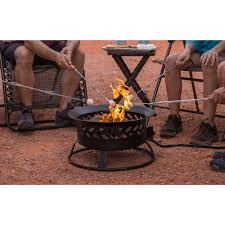 Portable Steel Propane Outdoor Fire Pit Camping World