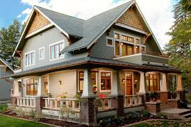 Modern Craftsman Style Homes Perfect Craftsman Style Home With A Wrap Around Porch