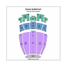 Ovens Auditorium Seating Chart Ovens Auditorium Seating Chart Seat Numbers Ovens Auditorium