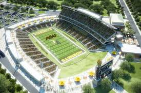 Sports Recreation New Football Stadium Alabama State