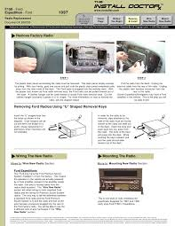 ford expedition premium radio wiring diagram  1999 ford expedition radio wiring harness 1999 on 1998 ford expedition premium radio wiring 97 expedition wiring diagram