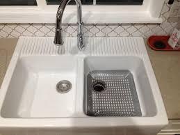 sink grids for farmhouse sinks. Domsjo Sink With Rubber Mat Grids For Farmhouse Sinks Remodel Calculator