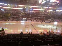 Ppg Paints Arena Section 113 Row M Seat 9 Pittsburgh