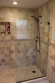 Cobblestone Kitchen Floor Tumbled Marble Shower For The Home Pinterest The Ojays