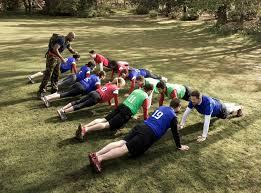 tiffany pritchard alternative london workouts bootcs british military fitness