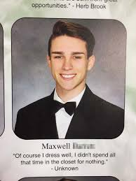 Senior Quotes Ideas New 48 Funniest Senior Quotes Of 48 SMOSH