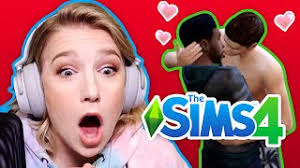 Things Get Inappropriate! | Courtney Plays Sims 4 — Pt. 2 - YouTube