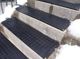 image of build rubber stair mats