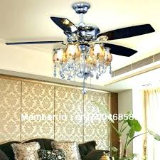 chandelier ceiling fan combo colorful and inspiration fantastic style li