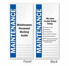 Free Door Hangers Templates 042 Free Printable Door Hanger Template Ideas 1027882