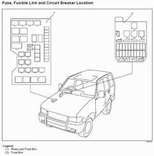 i need a fuse panel diagram for a 99 isuzu trooper fixya looking for 99 isuzu trooper transfer case diagram and fuse panel schematic