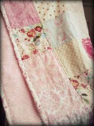504 best Quilts images on Pinterest | Bed duvets, Block quilt and ... & Shabby chic block quilt, could be a good easy first quilt. Adamdwight.com