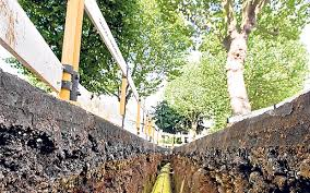 think carefully before paying extra for underground water supply pipe insurance y23