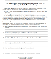 tubman essays harriet tubman essays