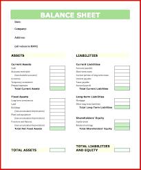 template: Accounts Receivable Spreadsheet Template Balance Sheet ...